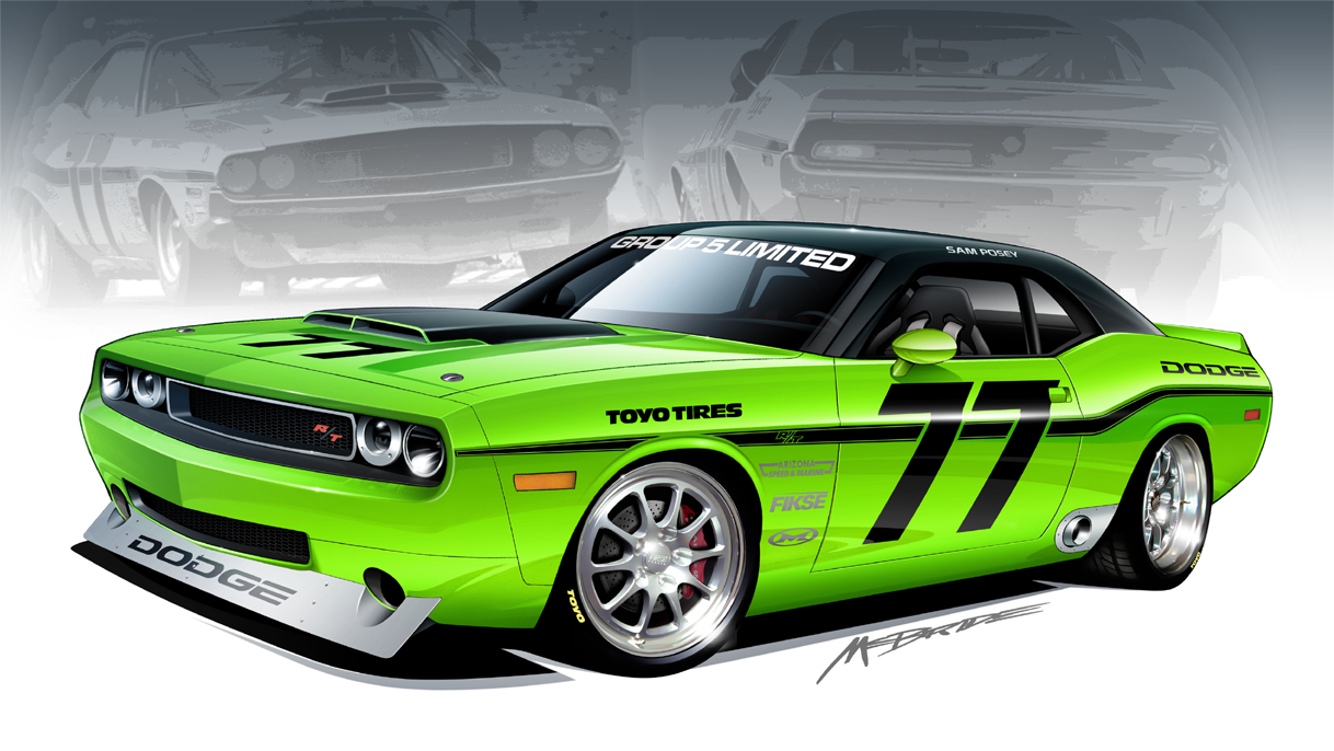 Article Extra – Variations on a Theme – MoparAction